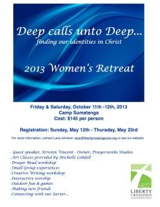 2013 Women's Retreat